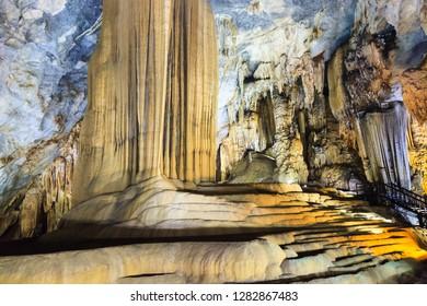 Thien Duong Cave. National Park Phong Nha-Ke Ban. Vietnam