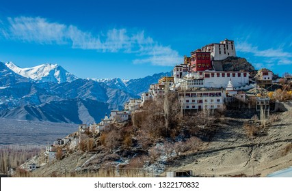 Thiksey Monastery, Thiksey Gompa - Leh Ladakh , Popular Place to See in Leh-Ladakh India.