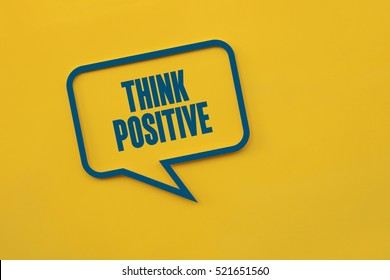Think Positive, Business Concept