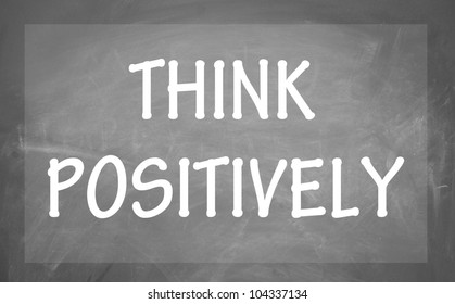 think positively symbol