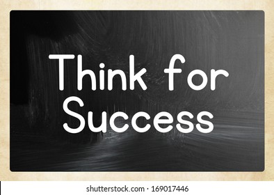 think for success