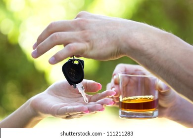 Think of yourself and others - Do not drink when you drive