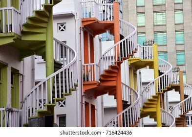 This is the art of beautiful stairs.