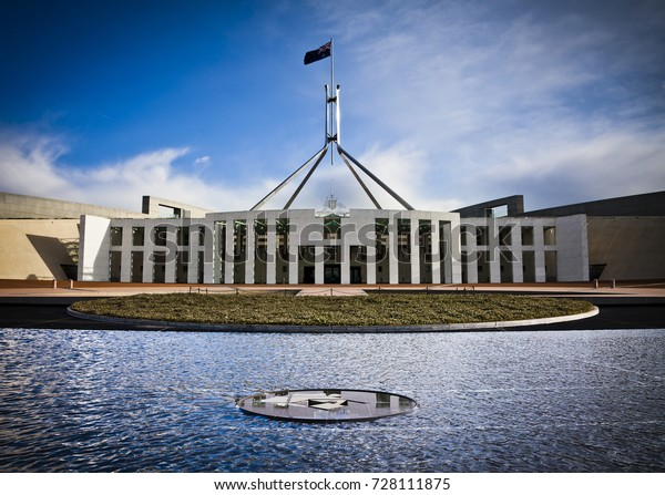 This Australian Parliament House Canberra Which Stock Photo (Edit
