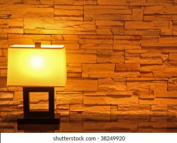 This is a background picture of lamp.
