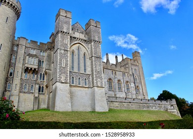 This is the beautiful arundel castle