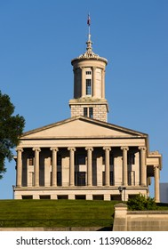 This building houses the office of the Governor of Tennessee and the general assembly