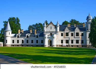 This castle was constructed in 1876-1885 and this is one of the most well-known castles of Estonia. The architecture of Alatskivi Castle was the brain child of Baron Arved von Nolcken.