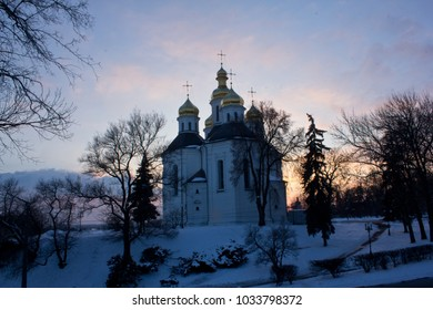 This is Catherine's Church. Picture was taken from Detinets city