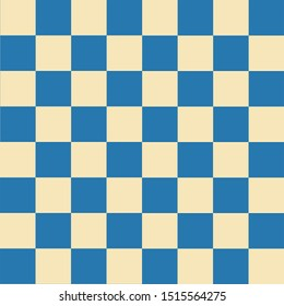 This is a checkered pattern, a traditional Japanese pattern