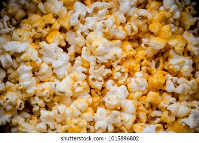 This is cheese flavoured popcorn