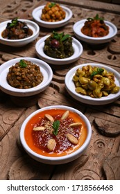 this is a deferents traditionals moroccan foods