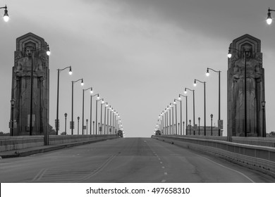 This is Hope memorial bridge of cleveland ohio