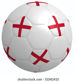 This is to illustrate the football of England