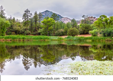 Granite Basin Lake Az.Prescott Arizona Images Stock Photos Vectors Shutterstock