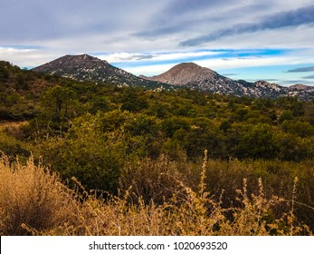 This image was captured in the Granite Mountain Wilderness area in Prescott, Arizona.