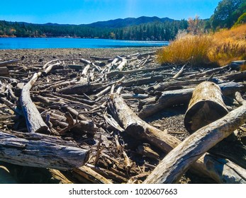 This image was captured at Lynx Lake near the dam. This beautiful area is located in the Prescott National Forest  southeast of Prescott, Arizona.