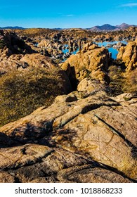 This image was captured on the Watson Lake area along the Watson Lake Trail, in the Granite Dells of Prescott, Arizona.