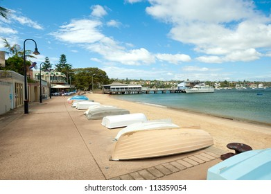 This image shows Watsons Bay, a suburb of Sydney, Australia