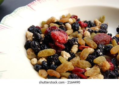 This is an image of a some berries in a bowl