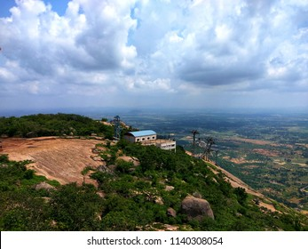 This image was taken at Trikut Mountain near Deoghar city, Jharkhand, India.