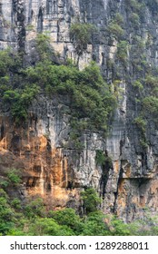 This karst landform is very common in Guilin. The characteristics of China's karst development have formed a variety of karst landforms, which are important tourism resources in China.