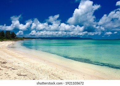 This is the landscape in Kuroshima island in Okinawa prefecture, Japan.  you can use this image for background of a calendar, a poster or any other promotional materials.