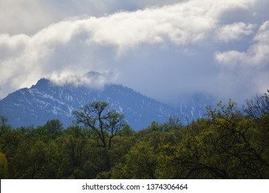 This landscape photo was taken on our rural ranch in the western part of Northern California.