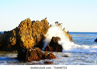 This is from Leo Carrillo State Park in California.