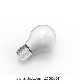 This is a lightbulb in 3 dimensions