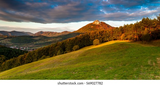This location is called Strazovske vrchy. It's less know location in Slovakia with many bears
