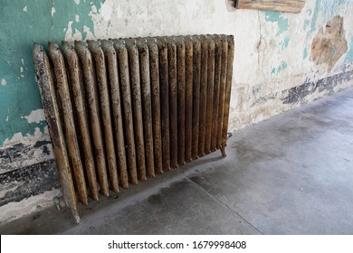 This is an old heating unit and it's time to upgrade