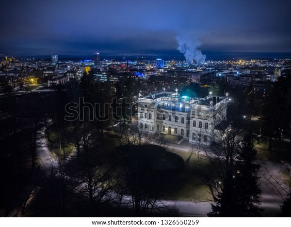 This old mansion in central Tampere has a big meaning in the history of the city. Nowadays the palace has a museum and a library