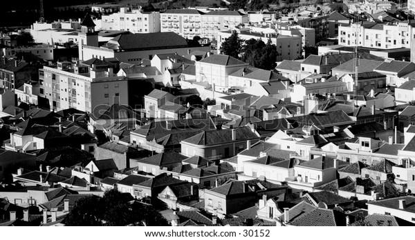 This is Palmela Village(Portugal)