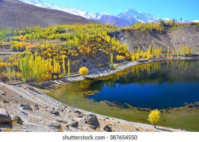 This is phander lake one part of hindukush range ,in gilgit-baltistan northern Pakistan