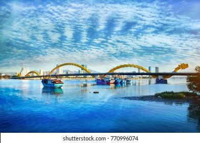 this photo shows you how beautiful of Da Nang city