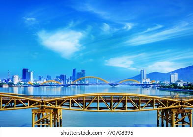 this photo was taken at Da Nang City