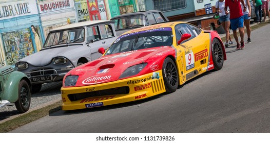 Ferrari 550 Images, Stock Photos & Vectors | Shutterstock