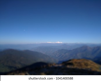 This photo is taken on the way to Phalut from Sandakphu. This is the popular trekking route above 11500 feets.