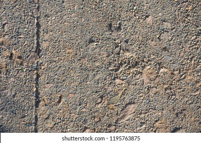 This picture shows a simple concrete texture with jutting seam