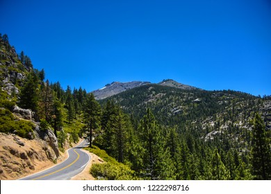 This the Sonora Pass in the Sierra Nevada.
