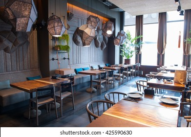 Cafe Interior Images, Stock Photos & Vectors | Shutterstock