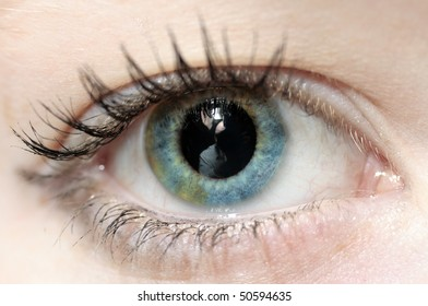 Tho photographer inside the eye