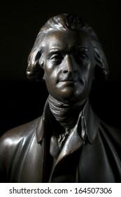 Thomas Jefferson Bronze Bust