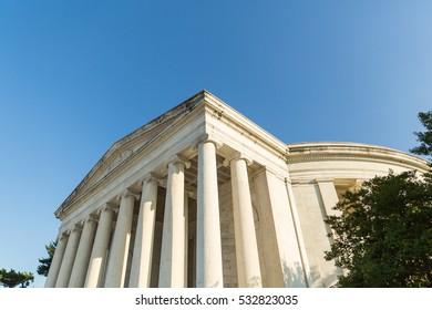 The Thomas Jefferson Memorial