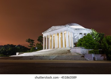 Thomas Jefferson Memorial | Washington, D.C., USA