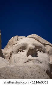 Thomas Jefferson at Mt. Rushmore National Memorial