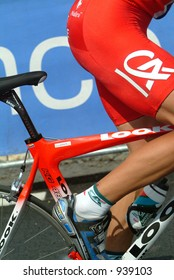 Thor Hushovd fromt he Credit Agricaole Team - 2004 Tour de France
