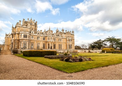 Thoresby Hall, Ollerton, Nottinghamshire, England, 20th February, 2018