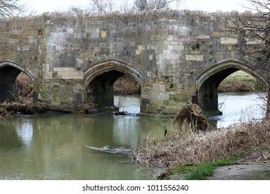 Thornborough bridge